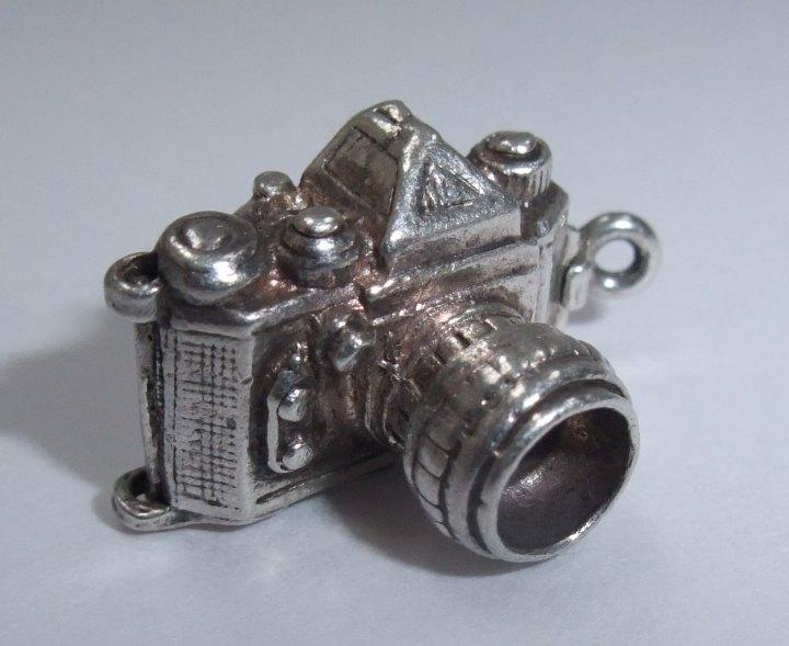 Vintage Camera Charm