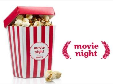 Movie Night - David's Tea